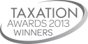 Taxation Awards Winners 2013
